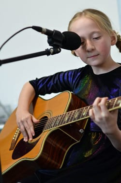 Kids Guitar Lessons London Guitar Tuition East London Open Mic