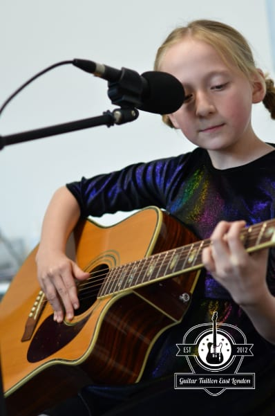 kids guitar lessons guitar Tuition East London