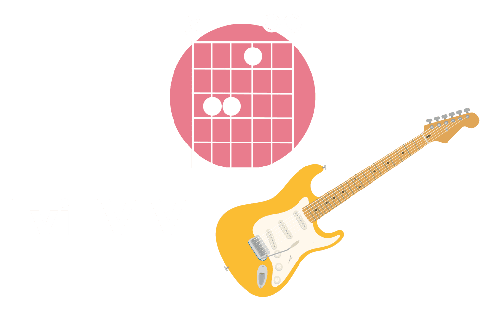 5. chord & chord progression on guitar