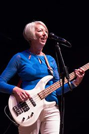 Jenny bass guitar lessons london guitar tuition east london performing