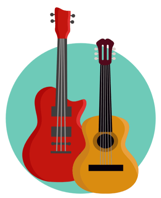 Types of guitars to buy
