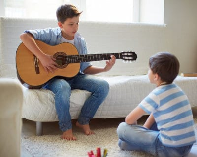 You Can Learn Guitar at Any Age