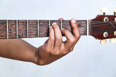 How To Learn the F Chord