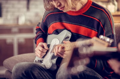 Should You Be Setting Goals For Guitar?